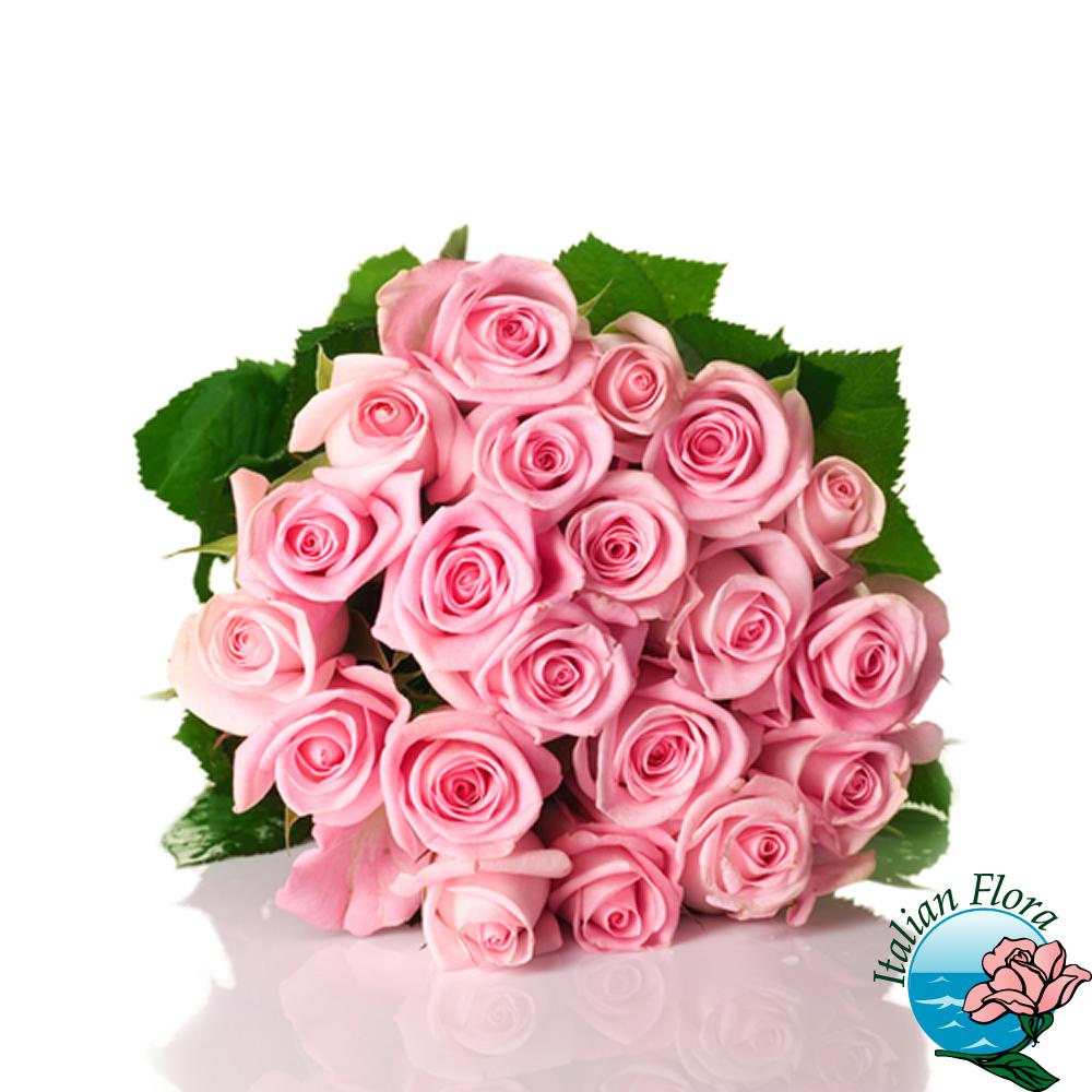 Mazzo Di Fiori Sinonimo.Mazzo Di Rose Rosa