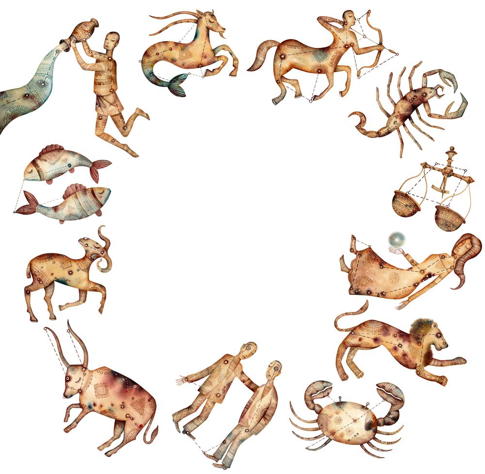 Segni dello zodiaco segni zodiacali e oroscopo dei fiori - Scorpione e gemelli a letto ...